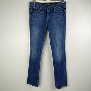 Lucky Brand Sweet N Straight Jeans Size 8/29